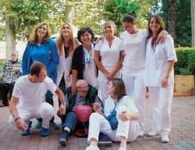Festa dei nonni al Centro Diurno Villa S.Caterina