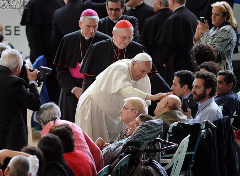 Messaggio del Santo Padre Francesco per la XXV Giornata Mondiale del Malato 2017