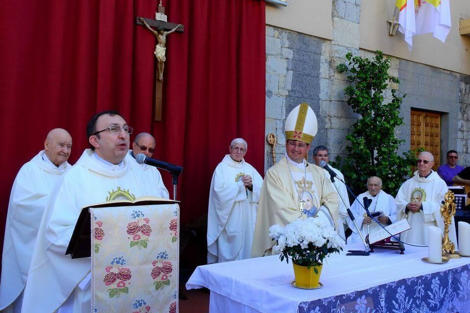 Festa di San Luigi Orione al Paverano e Villa S.Caterina: foto