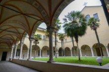 Genova - abbazia di San Nicolo del Boschetto,